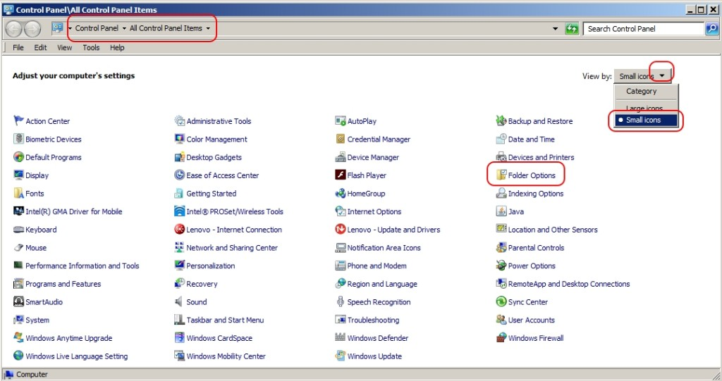 Ce faci cand Windows Search nu-ti gaseste fisierele de pe HDD control