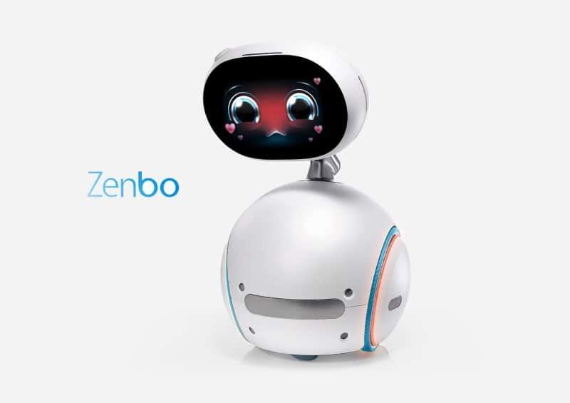 ASUS Zenbo este un robot simpatic si inteligent pentru casa