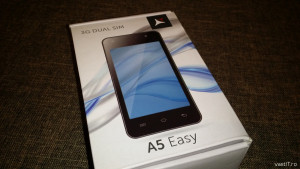 Allview A5 Easy Unboxing si Mini Review