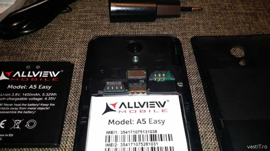 Allview A5 Easy Unboxing si Mini Review l10