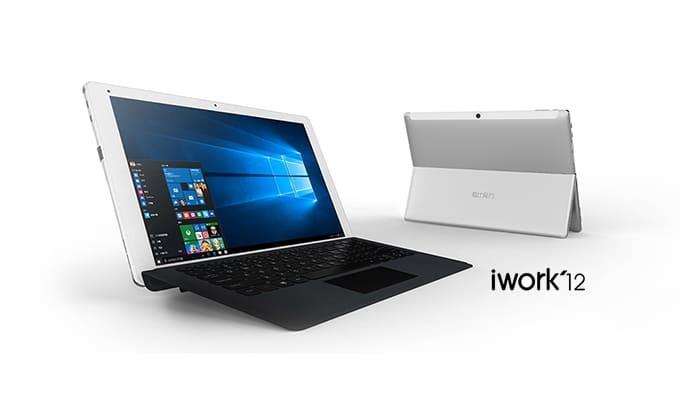 CUBE iwork12 o Tableta PC 2 in 1 cu Android 5.1 si Windows 10