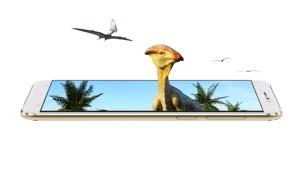 CUBOT Dinosaur 4G un Phablet la pret bun