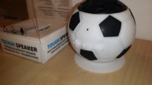 Castiga Boxa portabila Freecom Waterproof-Fotbal Edition4