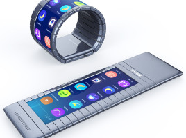 Primul smartphone flexibil nu este Samsung!