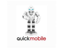 Robotii umanoizi Alpha 1S ajung in premiera in Romania si Europa, prin QuickMobile