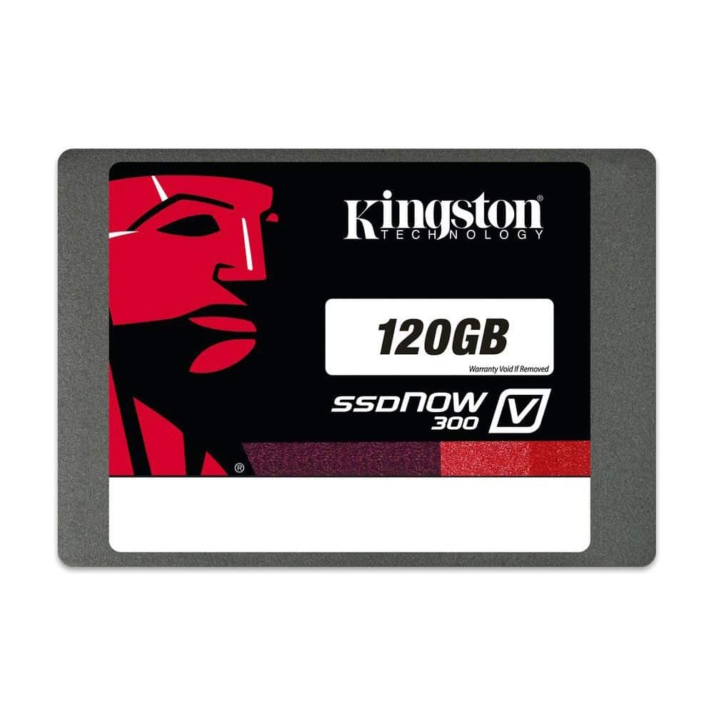 SSD ieftin Kingston SSDNow V300 de 120GB Unboxing
