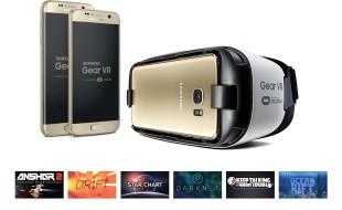 Samsung dezvolta ecosistemul Galaxy S7 prin continut extins pentru Gear VR