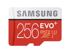 Samsung lanseaza cardurile microSD EVO Plus de 256GB