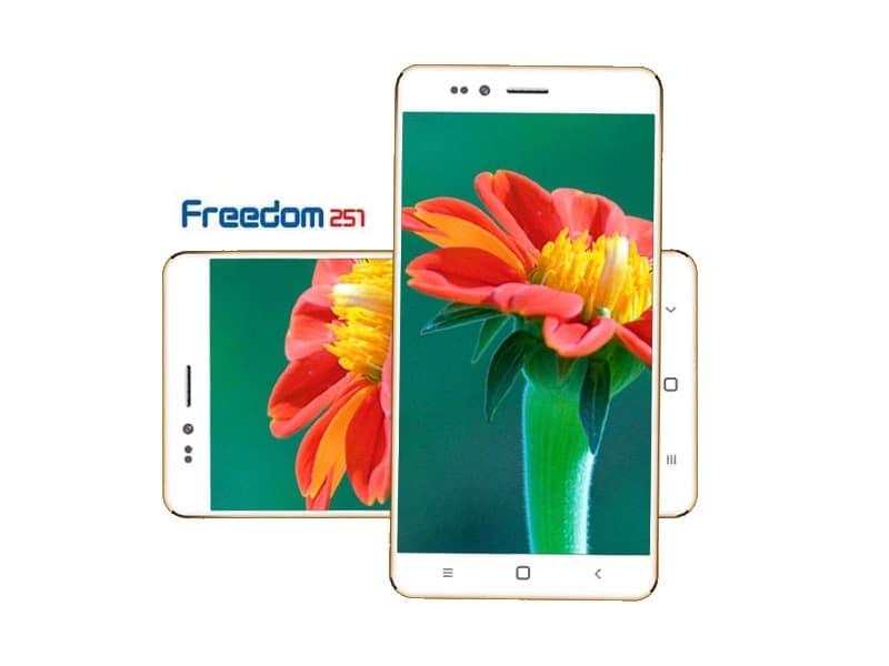Freedom 251-Cel mai ieftin telefon din lume se lanseaza pe 30 Iunie!