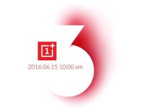 One Plus 3 se lanseaza pe 15 Iunie