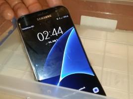 Sa aflam daca Samsung Galaxy S7 este rezistent la apa!