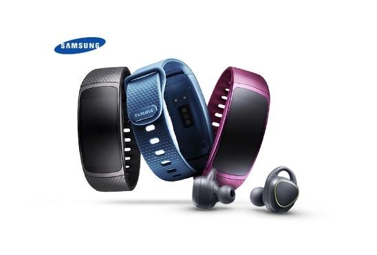 Samsung lanseaza Gear Fit2 si Gear IconX