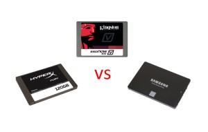 Test Comparativ SSD-Kingston SSDNow V300 vs HyperX FURY