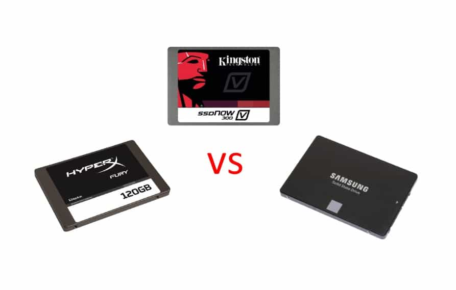 Test Comparativ SSD Kingston SSDNow V300 vs HyperX FURY