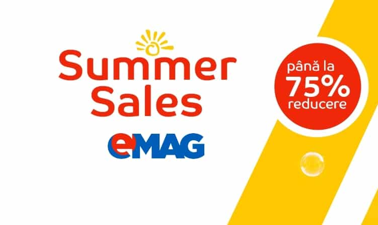 eMAG Summer Sales