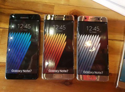 Galaxy Note 7-specificatii si imagini inainte de lansare oficiala