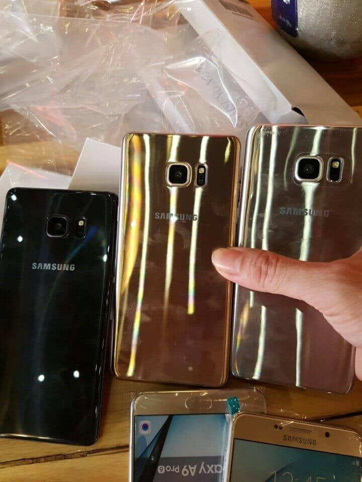 Galaxy Note 7-specificatii si imagini inainte de lansare oficiala1