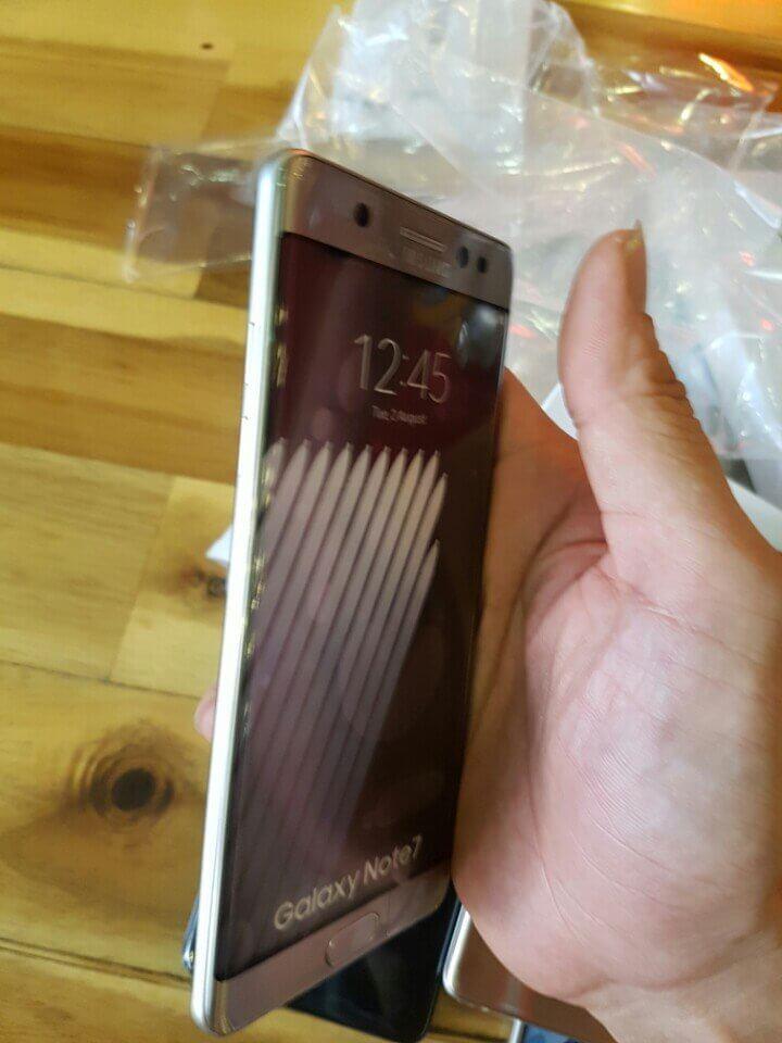Galaxy Note 7-specificatii si imagini inainte de lansare oficiala2