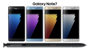 Samsung limiteaza numarul dispozitivelor Note7 disponibile la precomanda