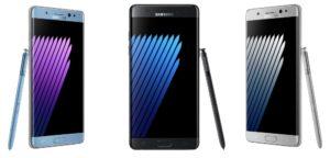 Samsung Romania a inceput programul de inlocuire pentru Galaxy Note7