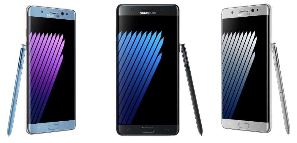 Samsung Galaxy Note7 lansare oficiala in Romania