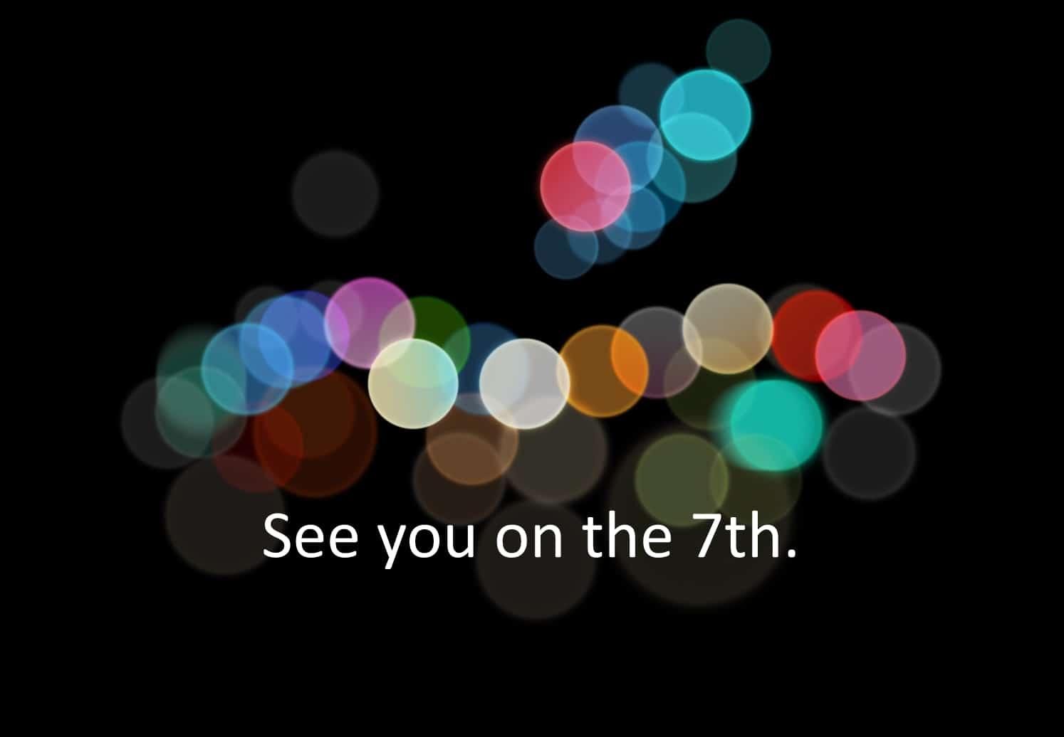 iPhone 7 se lanseaza pe 7 septembrie