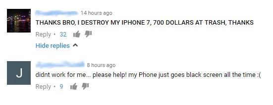 A NU se folosi bormasina pe iPhone 7 in cautarea Jack-ului!!!