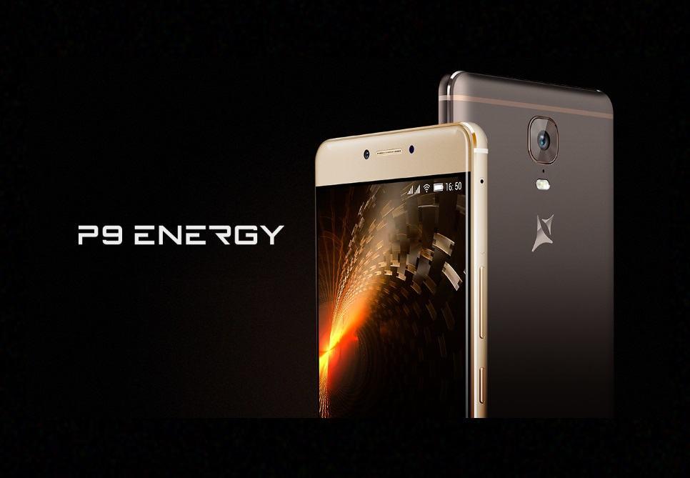 Allview a lansat P9 Energy cu baterie care tine 4 zile