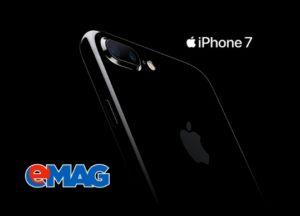 Avem afisate preturile pentru iPhone 7 si iPhone 7 Plus la eMAG