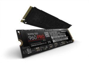 Samsung a lansat memoriile SSD 960 PRO si 960 EVO