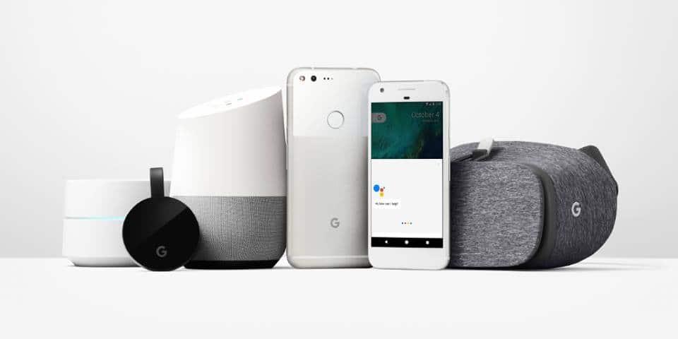 Google s-a pus pe lansat: Pixel, Pixel XL, Daydream VR, Google Wi-Fi, Chromecast, Google Home