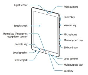 Review Samsung Galaxy Tab S2 SM-T815