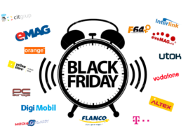 Black Friday 2016: Lista Magazine Participante - data si ora de incepere