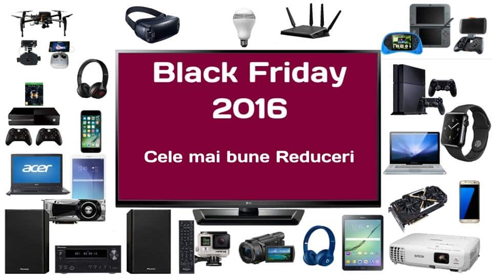 Black Friday 2016 la CITGrup: Calculatoare reconditionate, ieftine si garantie pe viata