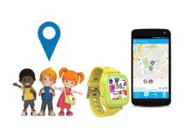 SmartWatch cu functie GPS pentru monitorizare copii