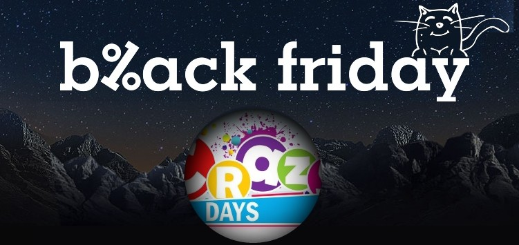 Black Friday va continua la eMAG - cu 3 zile de Crazy Days