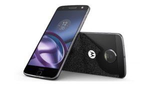 Moto Z beneficiaza de update la Android 7.0 Nougat