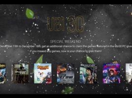 Toate Jocurile aniversare Ubisoft sunt gratuite iar!