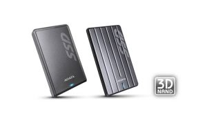 ADATA anunta noi modele de SSD externe 3D NAND: SC660H si SV620H