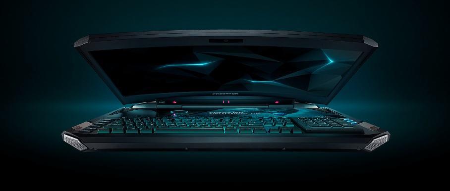 Acer Predator 21 X primul notebook cu ecran curbat din lume