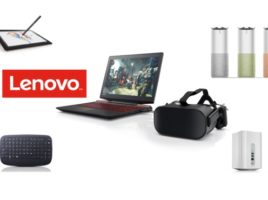 CES 2017 – Lenovo Miix 720, Legion, Phab 2 Pro, 500 Multimedia Controller