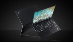 CES 2017 - Lenovo ThinkPad X1 Carbon