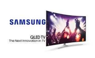 CES 2017: Samsung a lansat noua gama de televizoare QLED Q9, Q8 și Q7