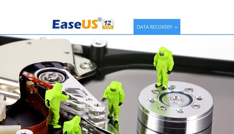 Concurs EaseUS Data Recovery Wizard Pro