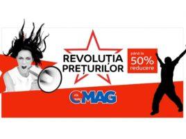 Revolutia preturilor la eMAG 17-19 septembrie 2017