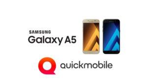 SAMSUNG Galaxy A5 2017 disponibil in Romania la QuickMobile ss