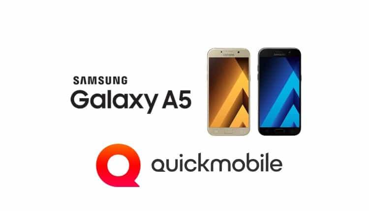 SAMSUNG Galaxy A5 2017 disponibil in Romania la QuickMobile