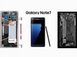 Samsung a anuntat cauza incidentelor Galaxy Note7 Bateria