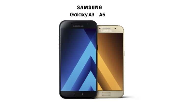 Samsung a lansat noile modele Galaxy A3, A5 si A7 (2017), rezistente la apa si praf