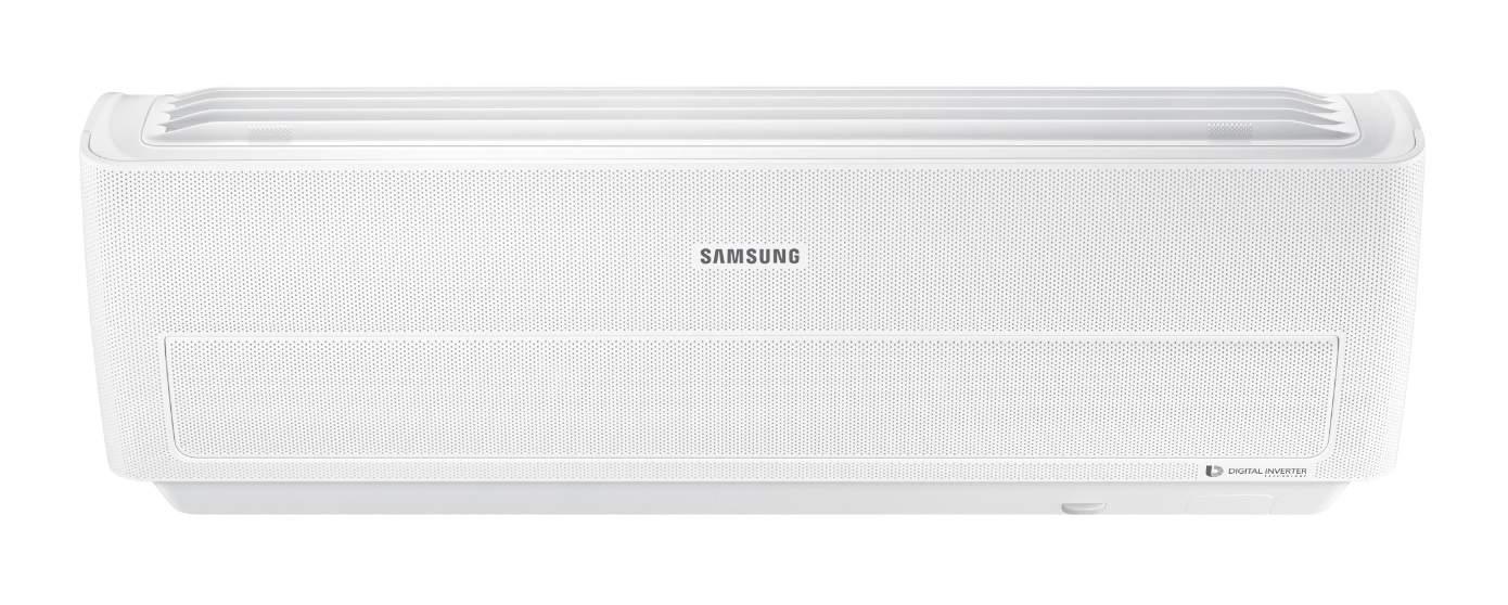 Samsung a lansat un aparata de aer conditionat Wind-Free si cu WI-FI